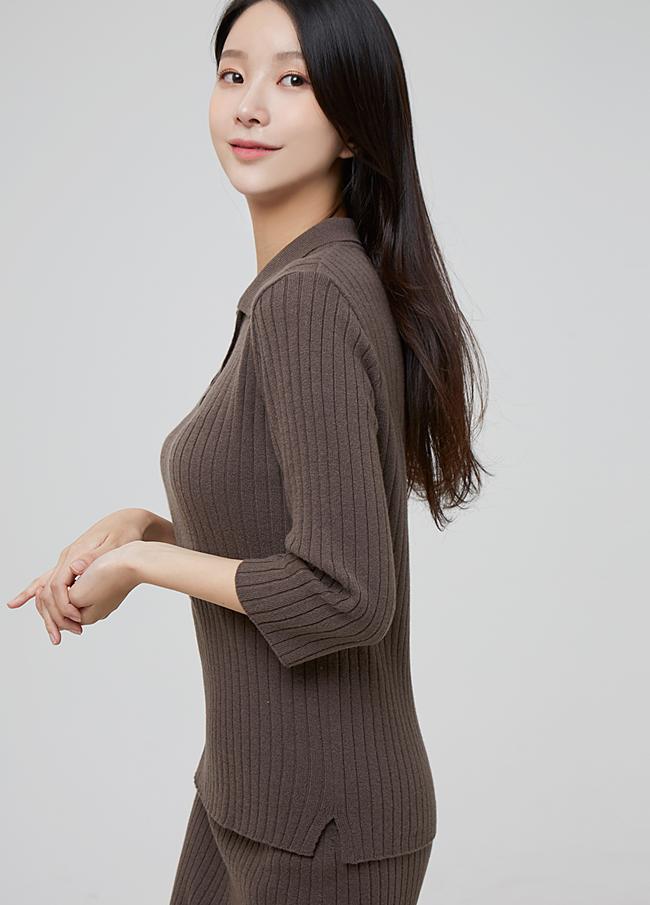 (2FNT045)羊毛贴纸部分7针织衫