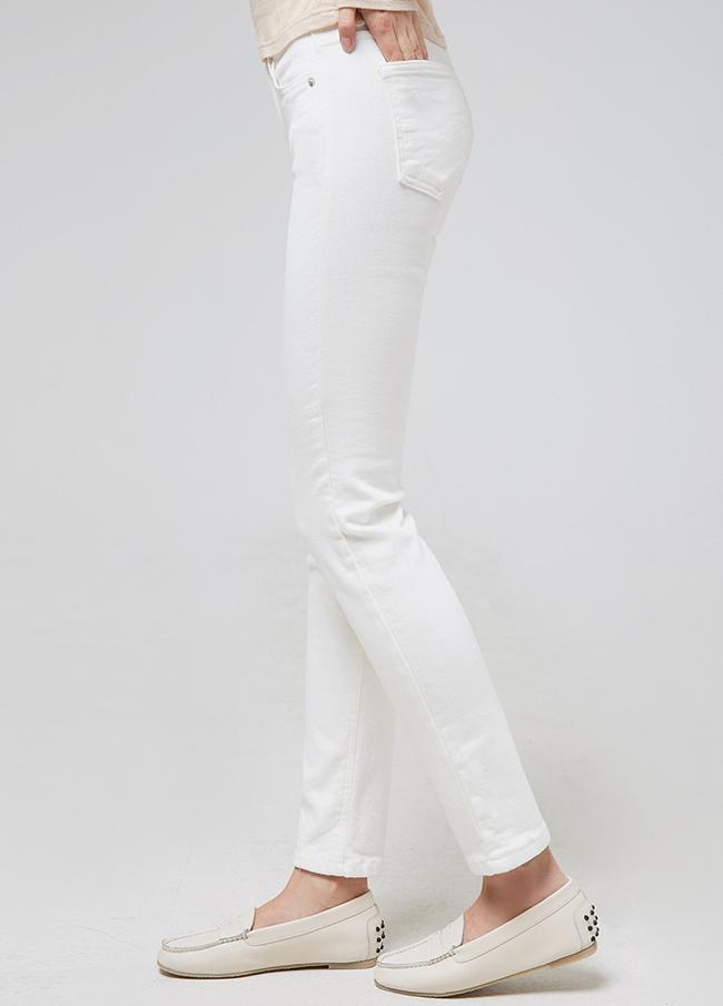 (2FPT096)珠子口袋加绒松紧带短裤