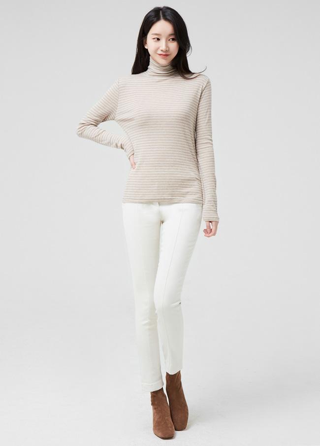 (2FTT103)纹纹高龄棉T恤衫