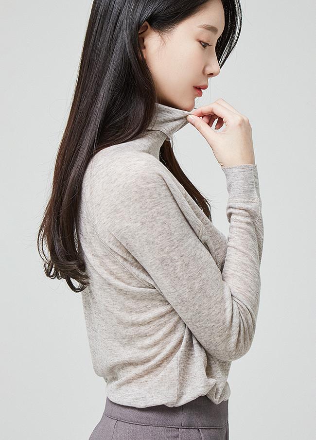 (3SNT015)Tencel插肩Pola T恤