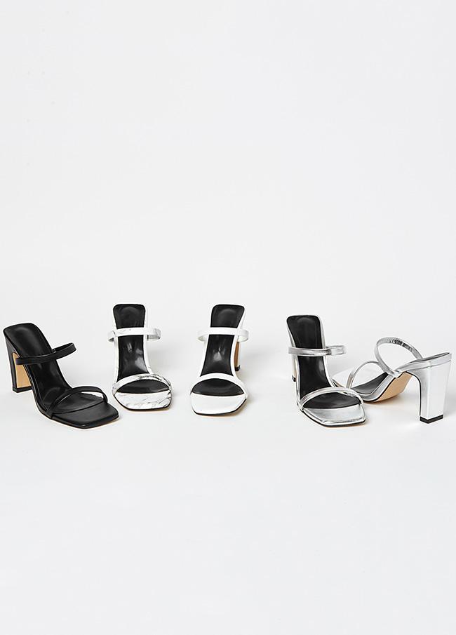 (3SSH068)3233 Cheong ki鞋跟带/束带凉鞋
