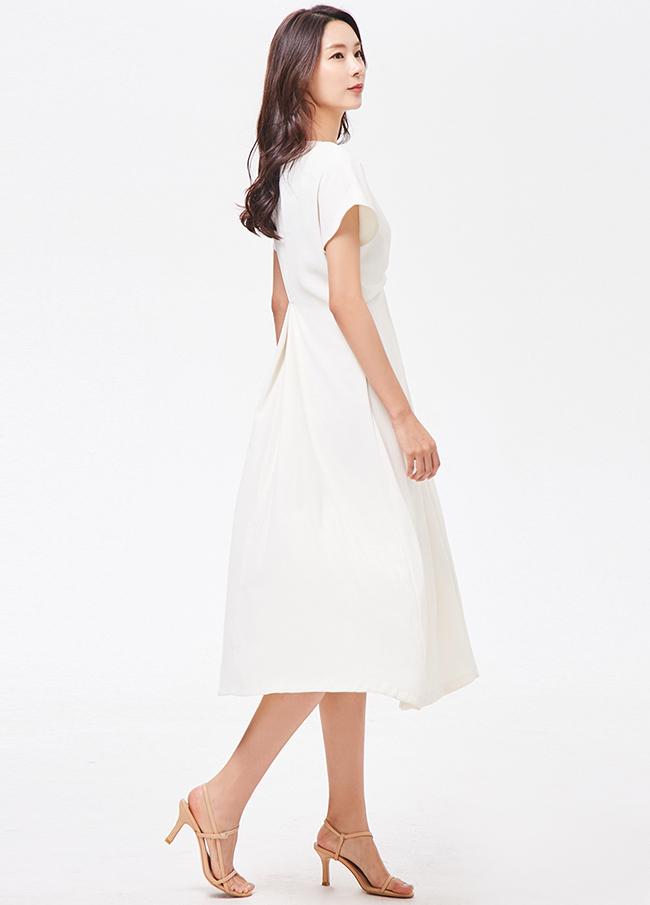 (3SOP312)针褶罩衣衣裙