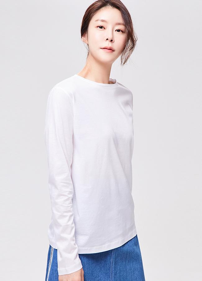 (3FTT004)密封棉长袖T恤衫