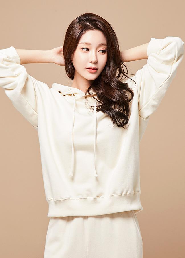 (3FOP004)纯棉卫衣口袋运动服套装