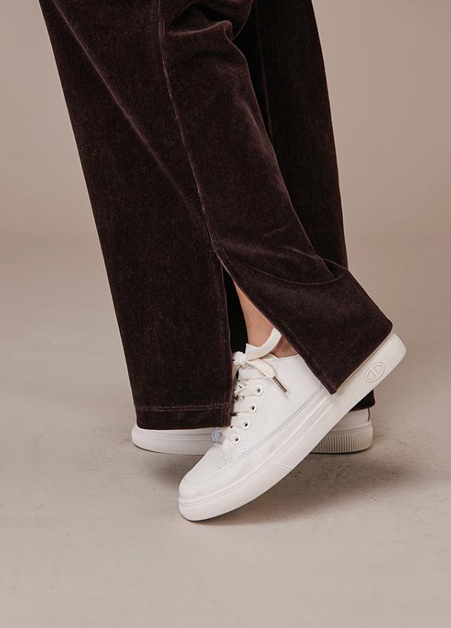 (3FPT202)丝绒灯芯绒松紧带短裤