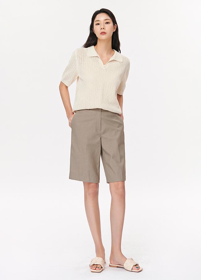 (4SPT128)直的部分5短裤