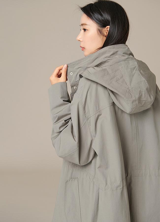 (4FBB005)棉野战外套风衣