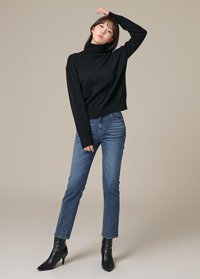 (4FNT052)羊毛高龄针织衫